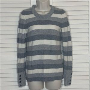Banana Republic luxury cashmere blend sweater